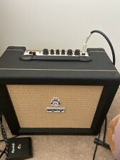 Orange Crush 35RT-BK 35 watt Electric Guitar Combo Amplifier Black