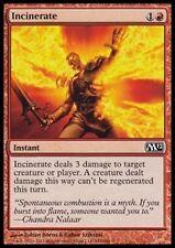 *MRM* ENG 4x incineration - incinerate MTG Magic 2010-2015