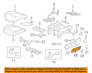 Fuel Tank Sending Unit Gasket Chevrolet C2500 93 - 00 AcDelco G10 22515965