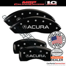Mgp Caliper Brake Cover Black 39001sacubk Front Rear For Acura Tl 2013 2014