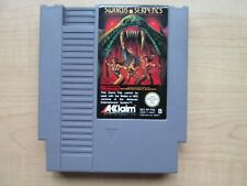 Nintendo - NES - Swords and Serpents - GAME ONLY
