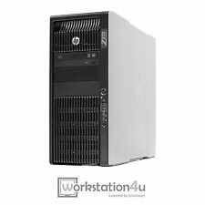 HP Z820 Workstation 2x Intel Xeon e5-2670 32gb RAM quadro2000 300GB SAS Hdd Win7