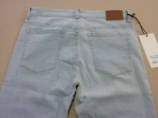 048 WOMENS NWT LEE RIDERS MID ANKLE SKIMMER STRETCH DENIM JEANS SZE 14 $100 RRP.