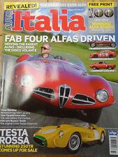 Auto Italia 173 Ferrari 250 TR, Alfa Romeo Disco Volante