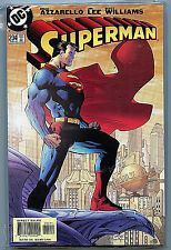 Superman Issue #204 Jim Lee NM/M New 2004 DC Comics A1
