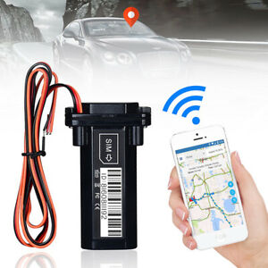 GPS Tracker for Car Motorcycle Vehicle Outside Tracking Device Waterproof