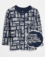 NWT Toddler Boys size 3T Pocket long sleeve t-shirt by Baby Gap