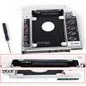 12.7mm SATA 2nd Hard Drive HDD SSD Caddy for Lenovo IdeaPad G570 G580 G585 G770