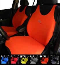 Kia CEE'D Ceed Picanto Rio Venga Niro Proceed 2 Front Orange Car Seat Covers