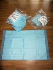 25 Disposable Incontinence Bed Pads Mattress Protection Sheet 60 x 90 cm