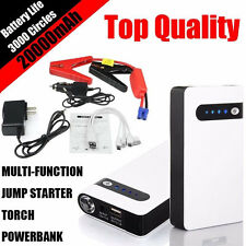 AAA+ 20000mAh Car Jump Starter Portable Power Bank Vehicle Battery Charger Hot S