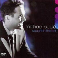 Caught in the Act [Digipak] by Michael Bublé, Michael Bublé (CD, Nov-2005, Repr…