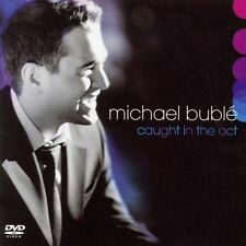 Michael Buble - Caught In The Act [CD + DVD] - Michael Buble CD S2VG The Fast