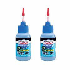 """Lucas Oil """"Fishing Reel Oil"""" - 1 oz Bottle - Qty (2) - 10690"""