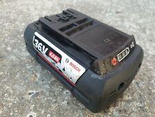 Bosch 36v 4.0Ah lithium battery for garden / power toolS eg GBH 36 VF-LI