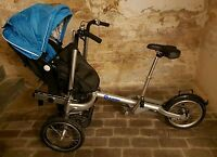 Kinder Buggy und Fahrrad 2in 1