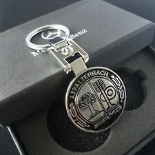 Keychain Creative Accessories Auto Parts Car Keyring for Metal Mercedes Benz AMG