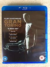 Gran Torino (Blu-ray, 2009) Like New