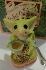 Rl � Pocket Dragons Dragon * �Mint� * Time For Tea * Joining Piece * 2001/02 *