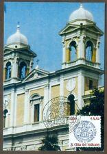 Vatican City Sc# 1196: University of the Sacred Heart, Maxi Card