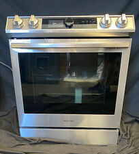 New listing Samsung Ne63T8711Ss 6.3 cu.ft. Electric Smoothtop Range with Air Fry, Convection