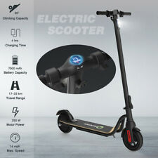 🛴FOLDING KICK ELECTRIC SCOOTER 14MILES ALUMINUM PORTABLE URBAN ADULT E-SCOOTER