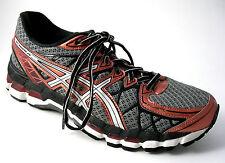 Asics Gel Kayano 20 Running Shoes Mens 9.5 US 43.5 EUR Orange Gray