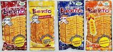 Bento Set 4 Sweet Spicy,Spicy Larb,Squid Seasoning,Thai Chilli Sauce Squid Snack