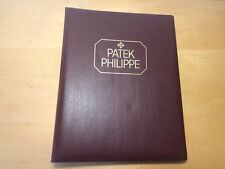 PATEK PHILIPPE Product Book General Catalogue 1989 - Watches - Nautilus 3800