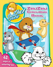 Zhu Zhu Pets Colouring Book 9781405260930