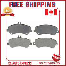 FRONT CERAMIC BRAKE PADS FOR MERCEDES-BENZ GLK350 4MATIC 2010 2011 2012 2013