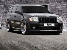Frontstoßstange für Jeep Grand Cherokee Stoßstange SRT8 Frontschürze Schürze WH