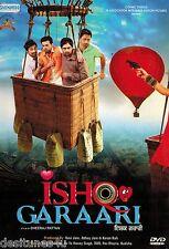 ISHQ GARAARI - PUNJABI ORIGINAL DVD - FREE POST