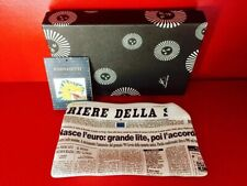 🔴 FORNASETTI Portacenere ashtray cendrier NEWSPAPER new in box BIG ZISE