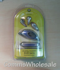 Motorola Universal FM Stereo Radio Headset CH1191A V60 V66 V70 C300 C350 T191