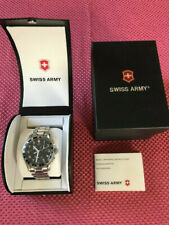 Swiss Army Chrono Classic XLS 241443 Wrist Watch for Men