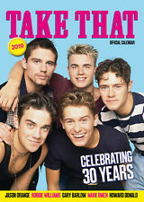 Take That Official 2019 Calendar A3 Wall Calendar By Take That New 9781785495762