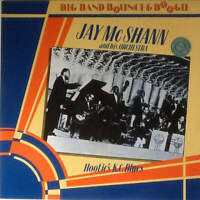 Jay McShann And His Orchestra - Hootie's K.C. Blues (LP)