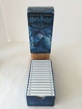 Harry Potter and the Order Of The Phoenix Unabridged Narrated 17 Cassette Set