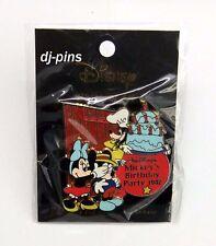 Japan History of Art 2003 Mickey's Birthday Party 1942 LE Disney Pin 26895
