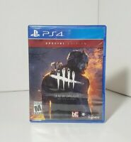 Brand New Dead by Daylight Special Edition for Sony PS4 Factory Sealed