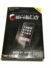 Invisible Shield Original for Apple iPod Touch 4th Gen Screen Protector by Zagg