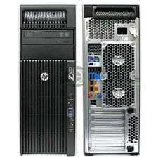 HP Z620 Desktop/ Workstation Intel E5-1620 3.6 GHz/32GB RAM/256GB SSD HDD/Win10
