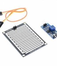 Modulo Sensore di Pioggia Kit con Cavi Sensore Livello Acqua per Arduino