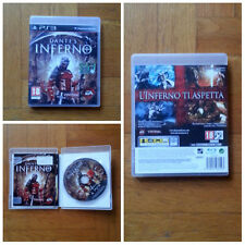 DANTE'S INFERNO per PS3 Playstation 3 pal ita