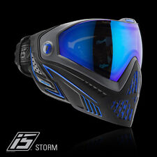 Dye I5 Pro STORM black blue Thermalmaske Paintball Airsoft Softair Goggle 1964