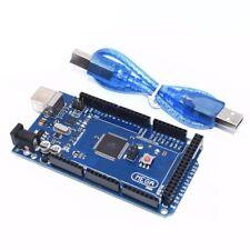 Arduino MEGA 2560 R3 ATMega2560 w/ Genuine ATmega16U2 Dev Board with USB Cable
