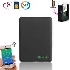 Micro Spy GSM Listener Audio Bug SIM Phone Surveillance Device GPS SOS Tracker