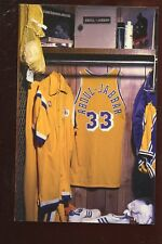 1988/1989 NBA Basketball Los Angles Lakers Media Guide NRMT