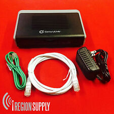 CenturyLink ZyXEL C1000Z VDSL2 DSL IPv6 4-Port Wireless N Router Modem